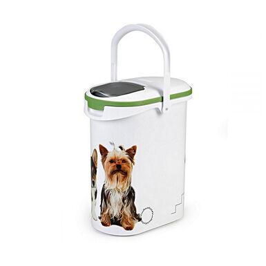 Contenedor de alimento Curver 4 kg para perro