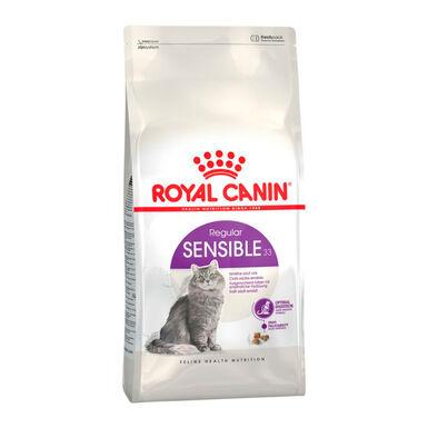 Royal Canin Gato Sensible 10 kg + 2 kg grátis