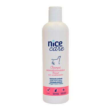 Champô condicionador Nice Care vários formatos para cão