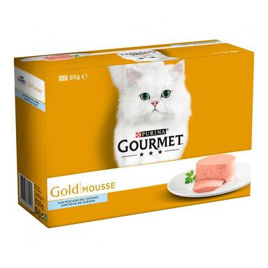 Gourmet Gold Mousse 12x85 gr