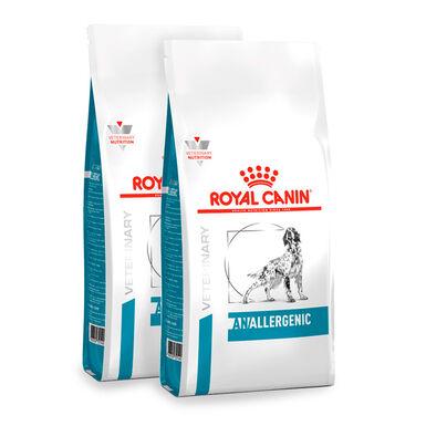 Royal Canin Veterinary Diet Anallergenic - 2x8 kg Pack Poupança