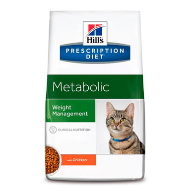 Hill's Feline Prescription Diet Metabolic 4kg