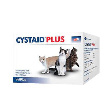 Vetplus Cystaid Plus 30 comprimidos para gato