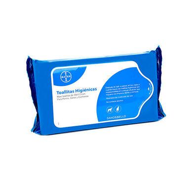 Toalhitas higiénicas Bayer