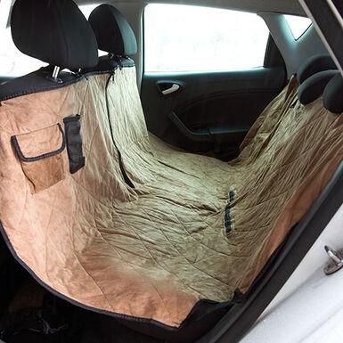 TK Pet cubre asientos coche para perros acolchado
