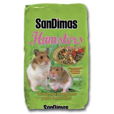 SanDimas comida para hámsters