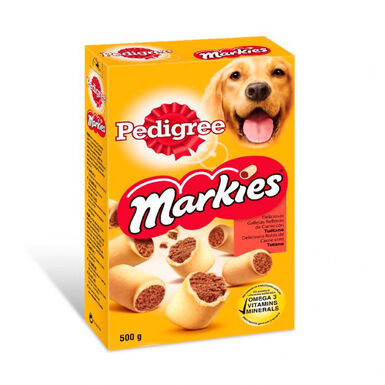 Pedigree Markies snacks para cão