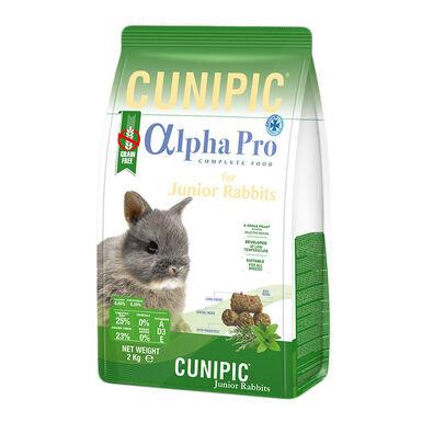 Alimento Alpha Pro de Cunipic para Conejo Junior