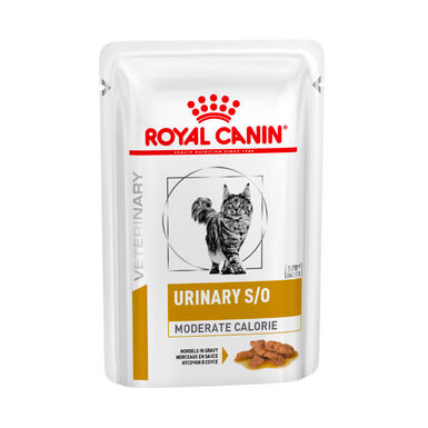 Pack 12 Saquetas Royal Canin Veterinary Diet Feline Urinary S/O 100 g