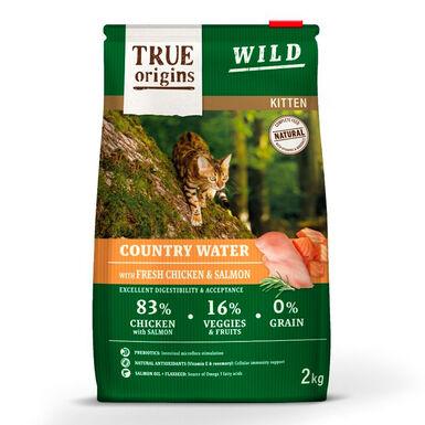 True Origins Wild Kitten Country Water
