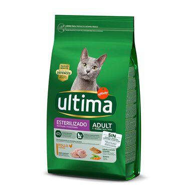 Affinity Ultima Feline Adult Sterilized frango e cevada