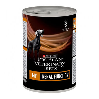 Pack 12 Latas Purina Veterinary Diets Canine NF Renal Function 400 gr