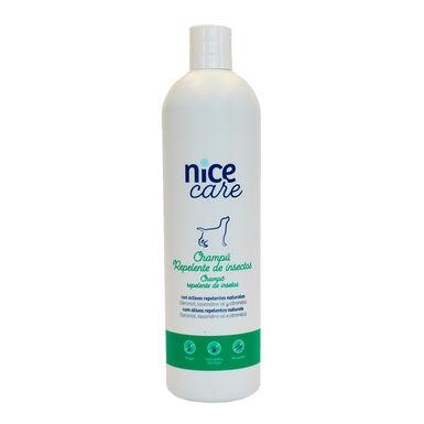 Champô Nice Care repelente de insetos vários formatos para cão