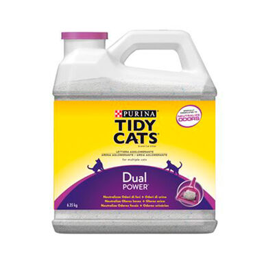 Areia aglomerante Purina Tidy Cats 24/7 Performance