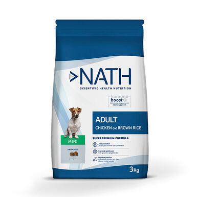 Nath Mini Adult Ração para Cão