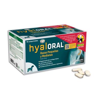 Hyaloral articular Comprimidos para todos os tamanhos