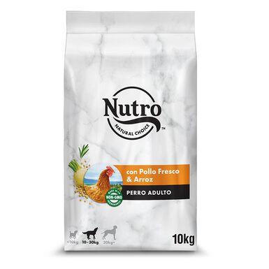 Nutro Wholesome Essentials para cães Adultos sabor frango 11 kg
