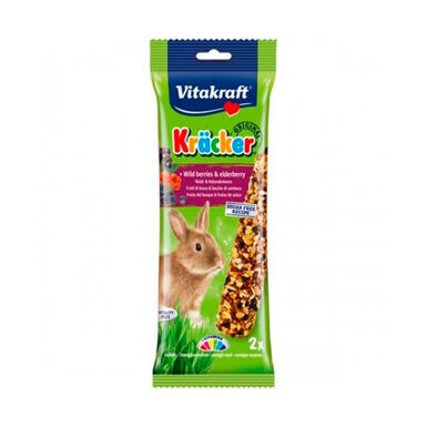 Barra Frutos do Bosque para coelhos Vitakraft