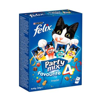 Felix Party Mix Multipack 4x40gr