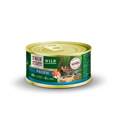 True Origins Wild Feline lata Pacific 100 gr