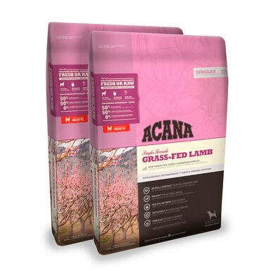 Acana All Breeds Grass-fed cordero y manzana
