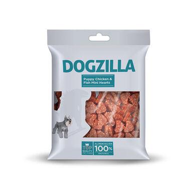 Dogzilla Puppy Mini Hearts 100g Snack para Cão