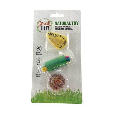 Juguete natural Small Life para pequeño roedor