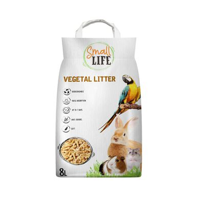 Absorvente Vegetal Small Life para animais