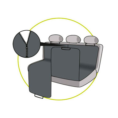 Capa Outech para os assentos do carro