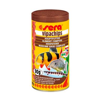 Alimento em pastilha para o fundo Sera Vipachips