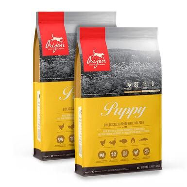 Orijen Puppy - 2x11 kg Pack Poupança