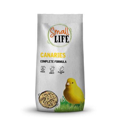 Alimento Premium Gama Small Life para canário