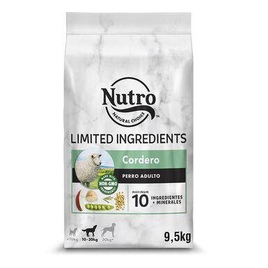 Nutro Limited Ingredient Diet raças de porte mediano sabor cordeiro