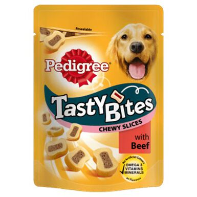 Snacks Pedigree Chewy Slices