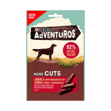 Adventuros Mini Cuts Javali 70gr
