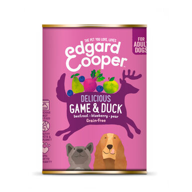 Edgard & Cooper lata comida húmida 400 gr