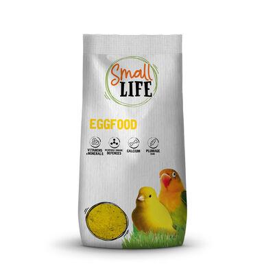 Small Life pasta amarela premium para crias de aves 1 kg