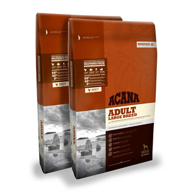 Acana Adult Large Breed - 2x17 kg Pack Ahorro