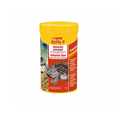Alimento para Tortugas Acuáticas Sera Raffy P 1000 ml