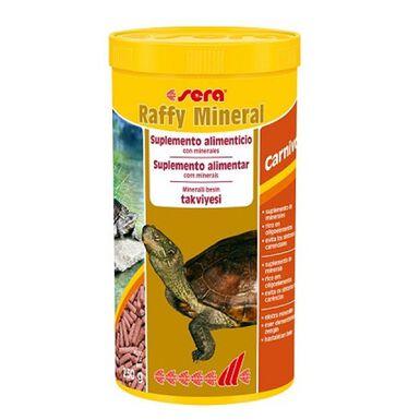 Sera Raffy Mineral alimento para reptiles