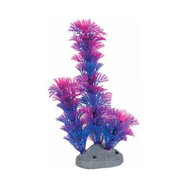 Planta decorativa azul de Zolux para acuario
