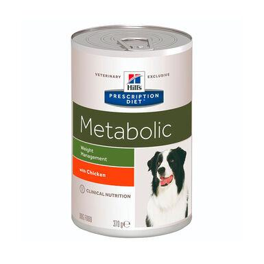 Hill's Lata Prescription Diet Metabolic canine 370 gr