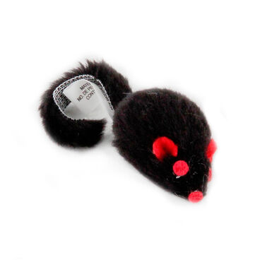 Brinquedo Plush Mouse The Cat Band para gato