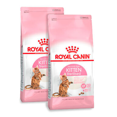 Royal Canin Gato Kitten Sterilised - 2 x 3.5 kg