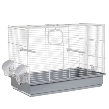 Voltrega universal rectangular jaula para pájaros