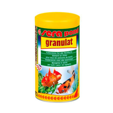 Sera Pond Granulat : 3000 ml