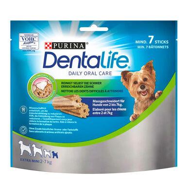 Purina Dentalife snack para perros muy pequeños