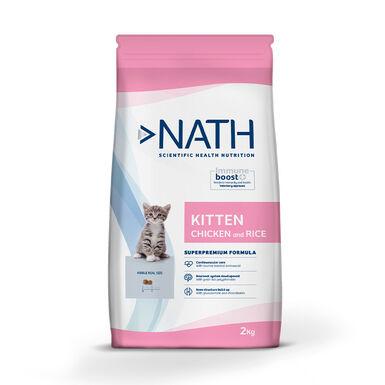 Nath Kitten Ração para gato