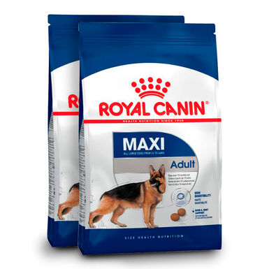 Royal Canin Maxi Adult - 2x15 kg Pack Poupança