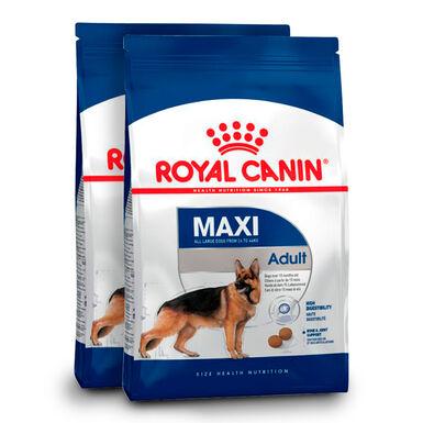 Royal Canin Maxi Adult - 2x15 kg Pack Poupança